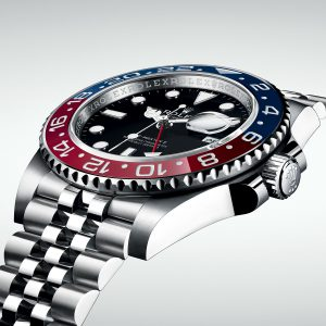 Rolex GMT-Master II in Oystersteel rolex baselworld 2018