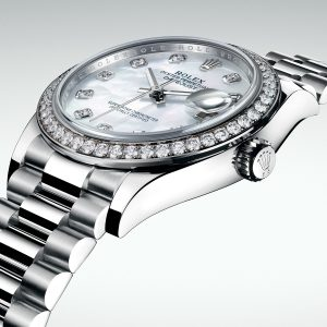 Rolex Datejust 31 White Gold