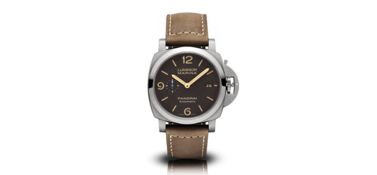 Panerai Luminor Marina 1950 3 days Automatic Titanio luxury watch materials