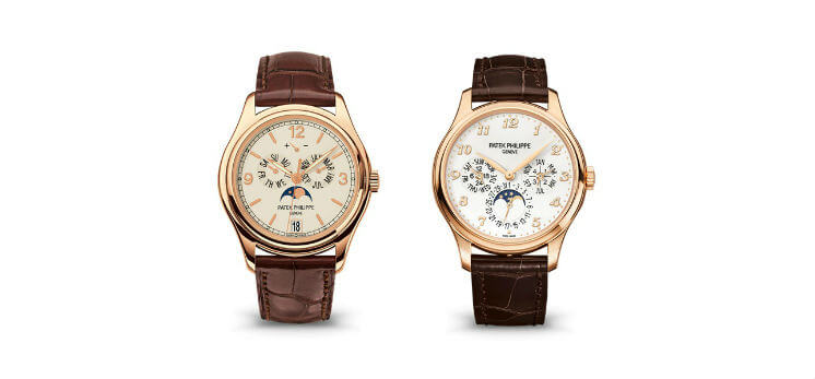 Patek Philippe Annual Calendar Perpetual Calendar watch terms