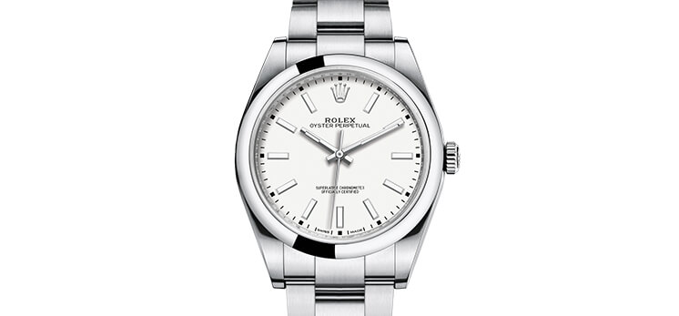 Rolex Oyster Perpetual watch parts