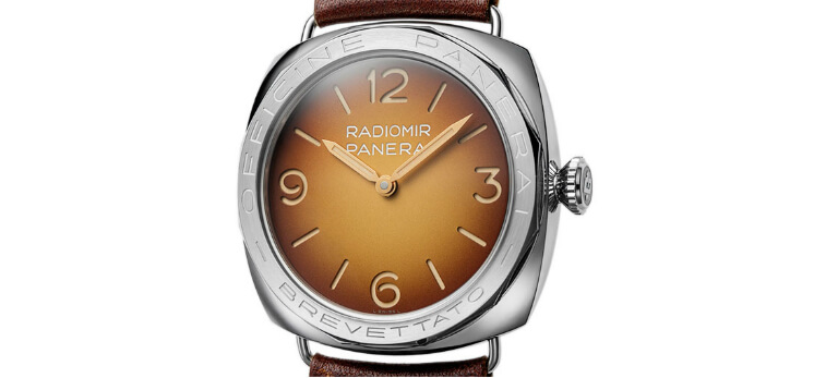 Panerai Radiomir PAM00687 historical watches