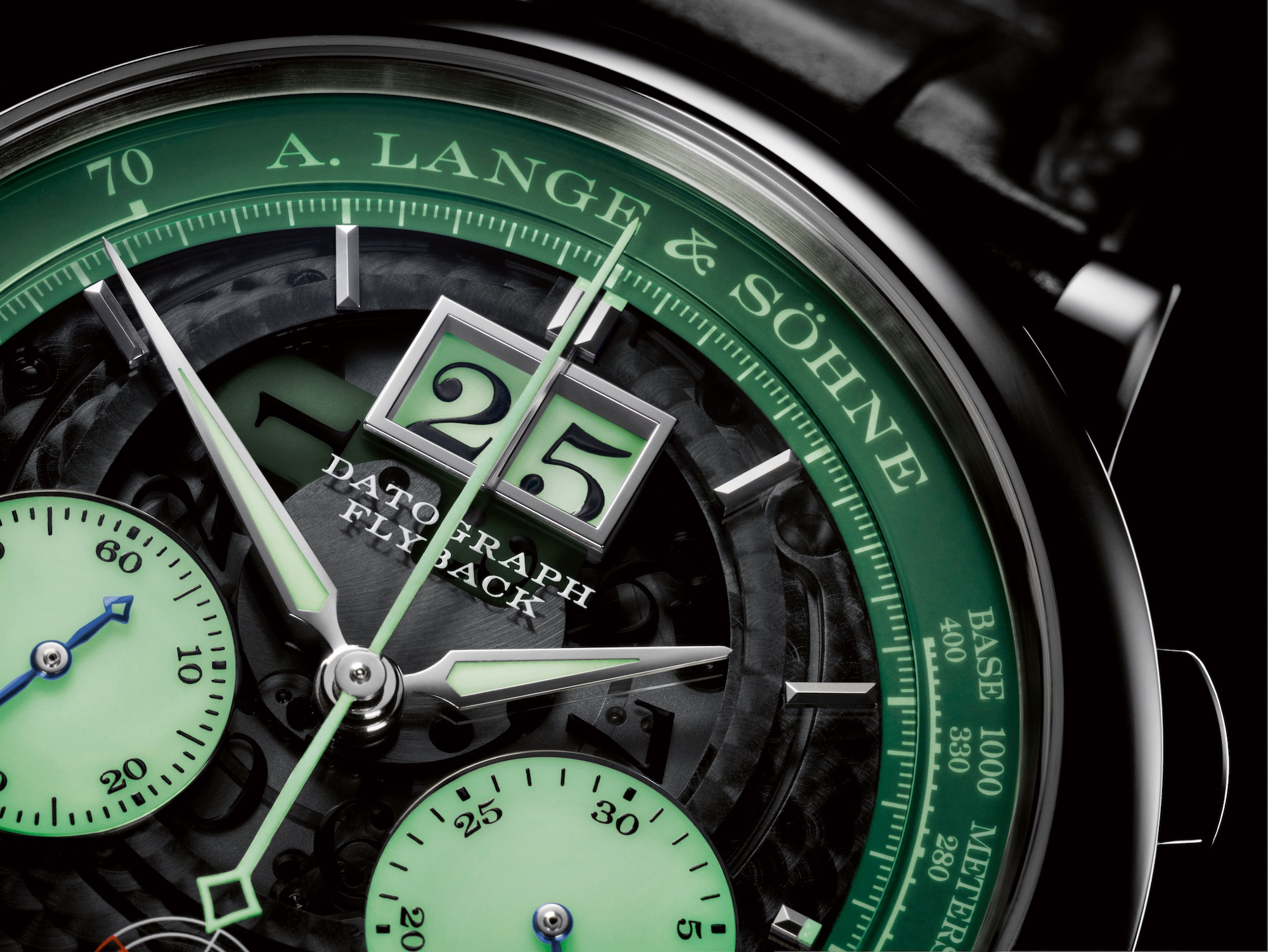A. Lange & Söhne Datograph Lumen Up/Down watch terms