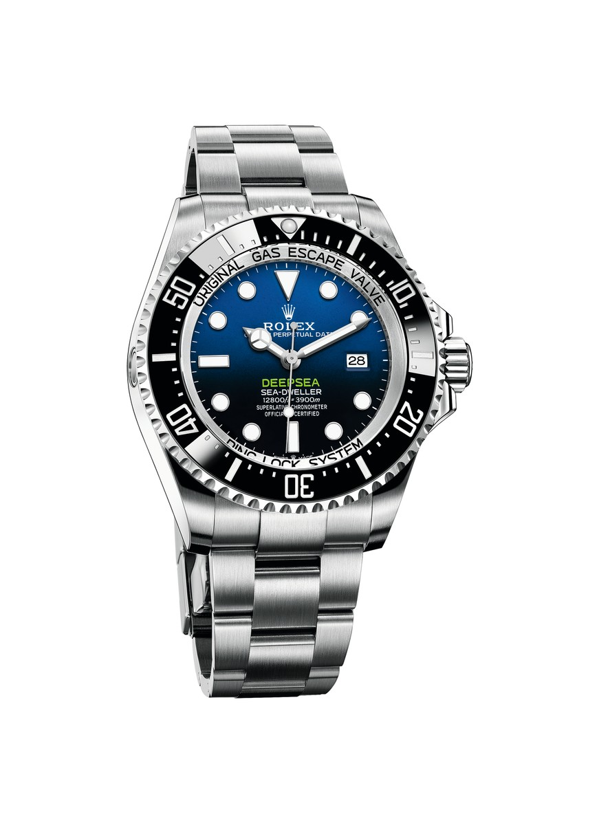 Rolex Deepsea Oystersteel watch terms
