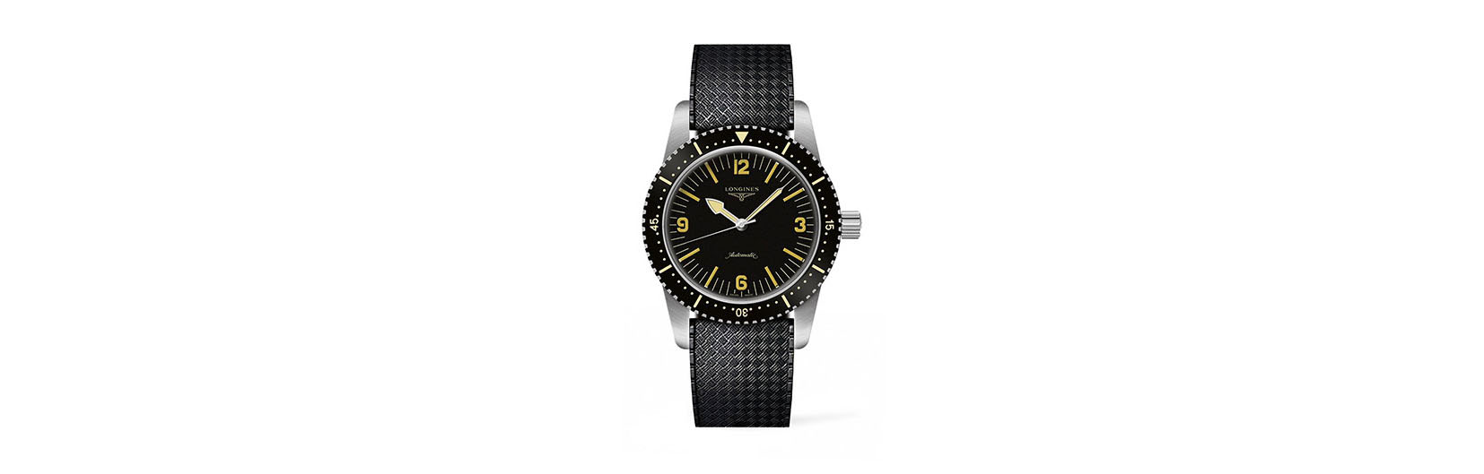 For the Sportsman: Longines Skin Diver L2.822.4.56.9