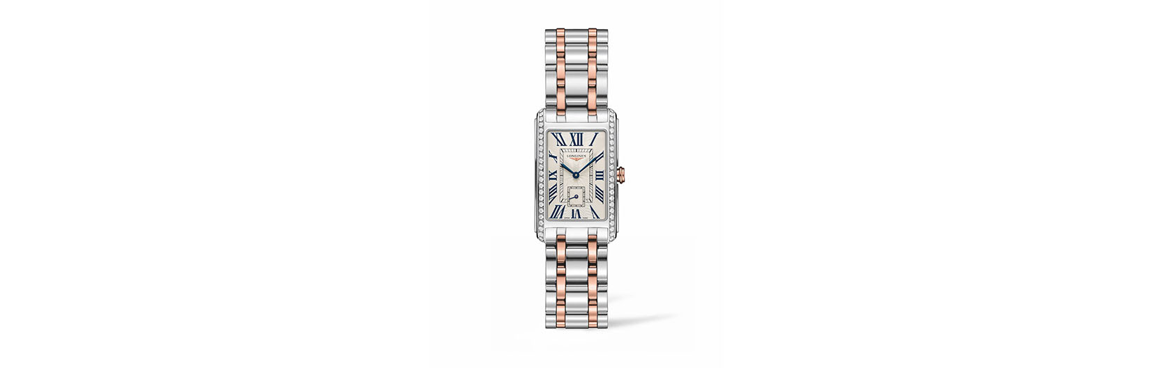 For the Maximalist: Longines Dolce Vita L5.512.5.79.7