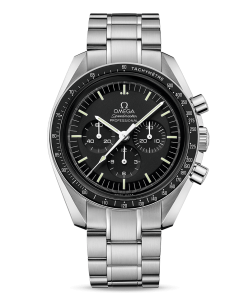 "Omega Speedmaster ""Moonwatch"" luxury watch"