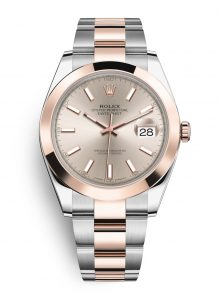 Rolex Datejust luxury watch