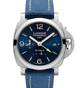 Panerai Luminor 1950 10 Days GMT Automatic Acciaio PAM986 luxury watch