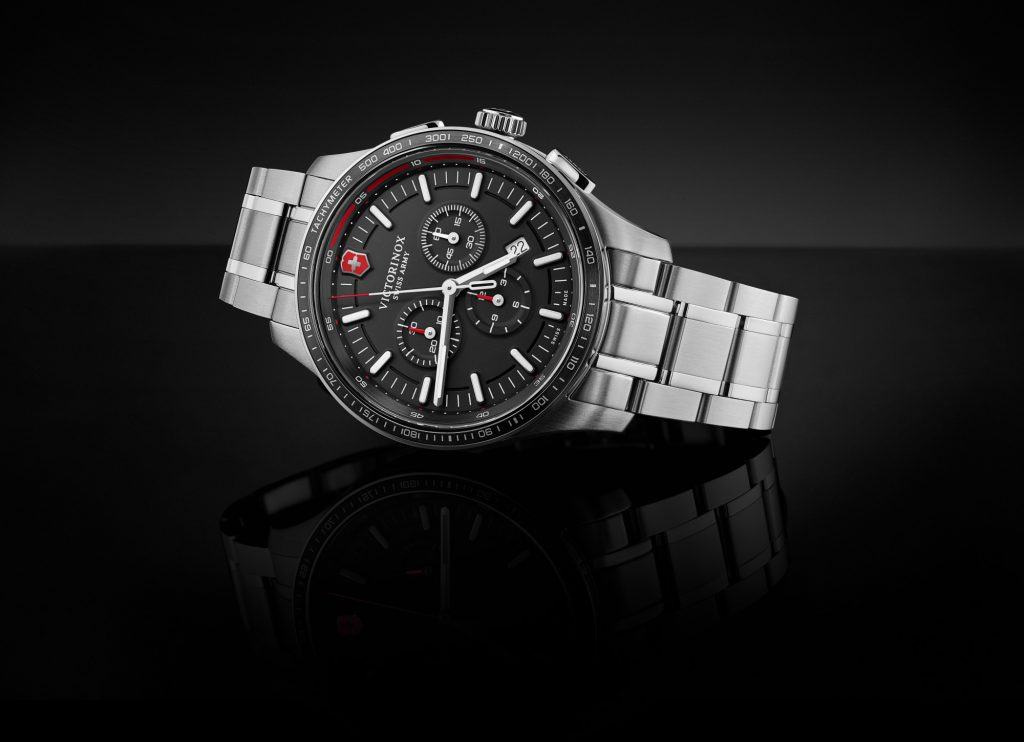 Victorinox Alliance Chronograph Black