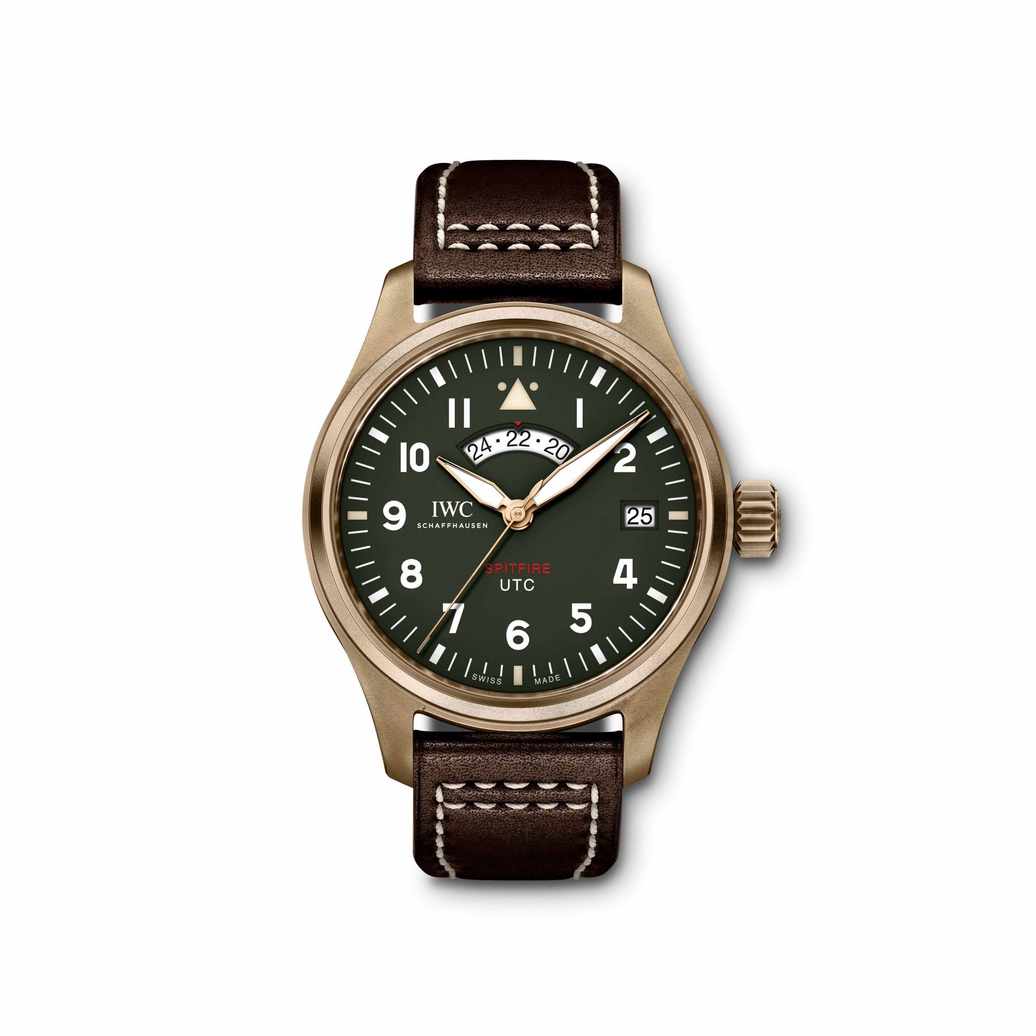 IW327101_Pilot's Watch UTC Spitfire Edition MJ271