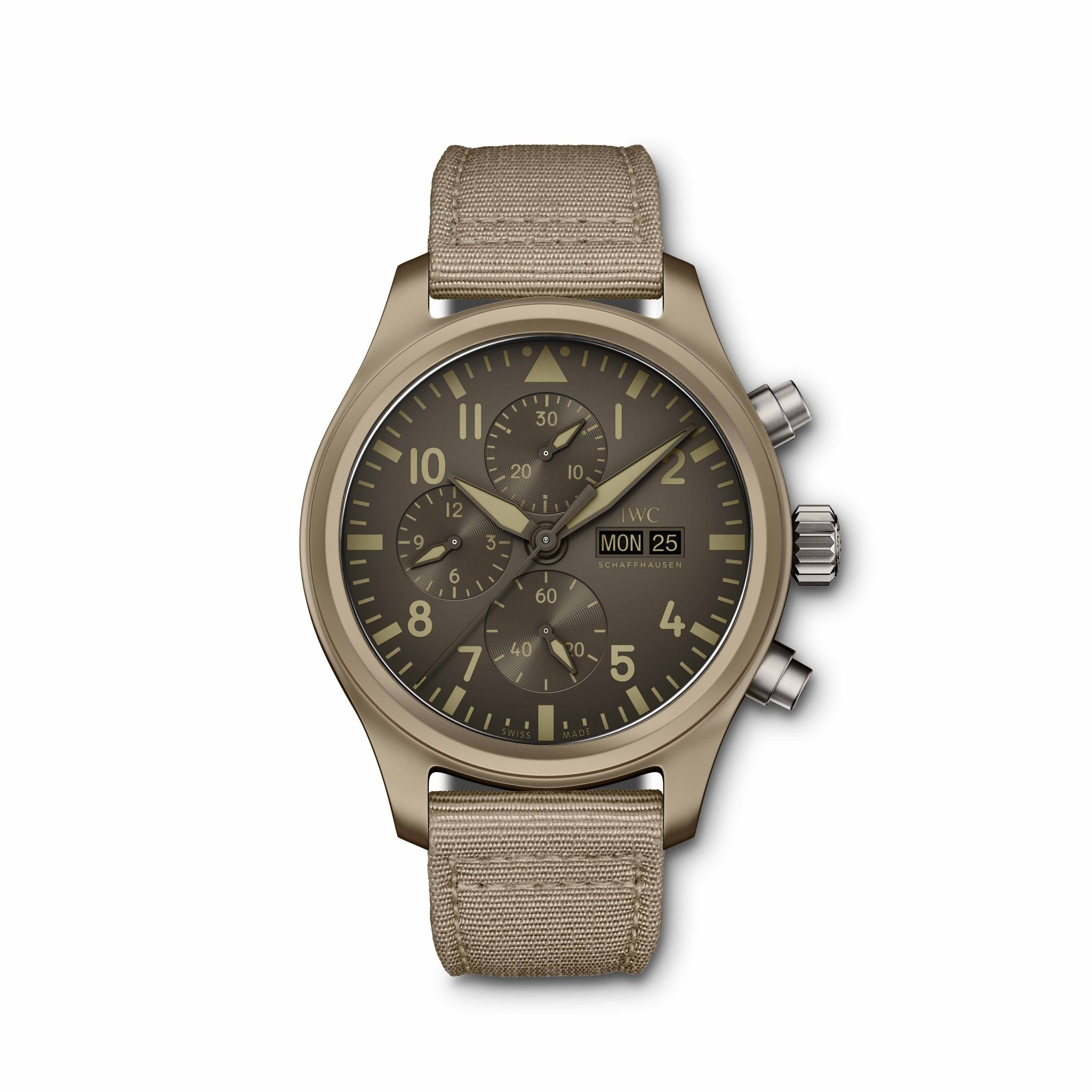 IWC-Pilots-Watch-Chronograph-TOP-GUN-Edition-Mojave-Desert-SIHH-2019