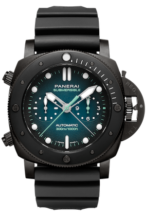 Panerai Submersible Guillame Néry Edition PAM00983