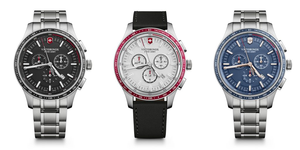 Victorinox Alliance Chronograph Models