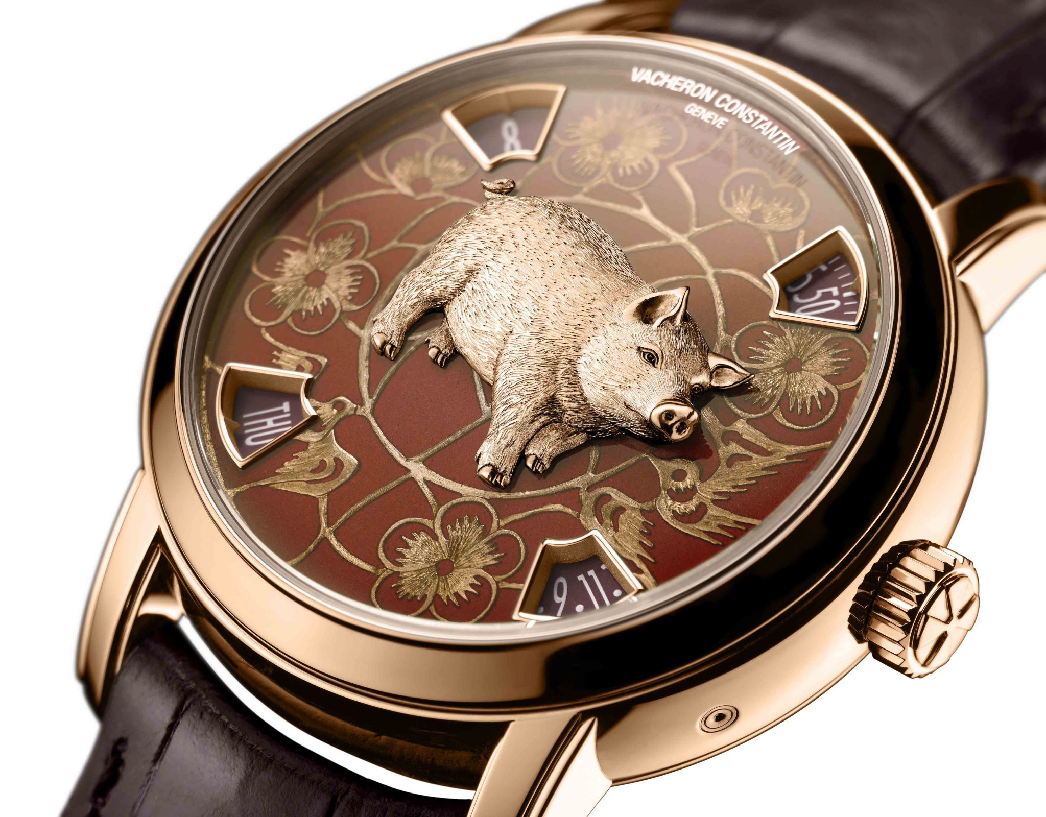 Vacheron Constantin Zodiac Chinese Year of the Pig 2019