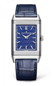 JLC Reverso Tribute Enamel - Katsushika Hokusai, The Great Wave off Kanagawa luxury watch