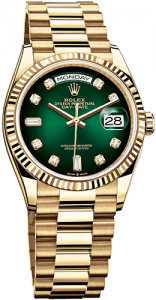 Rolex Baselworld 2019 Day-Date 36 Ref. 128238 luxury watch