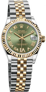 Rolex Baselworld 2019 Datejust 31 Ref. 287278 luxury watch