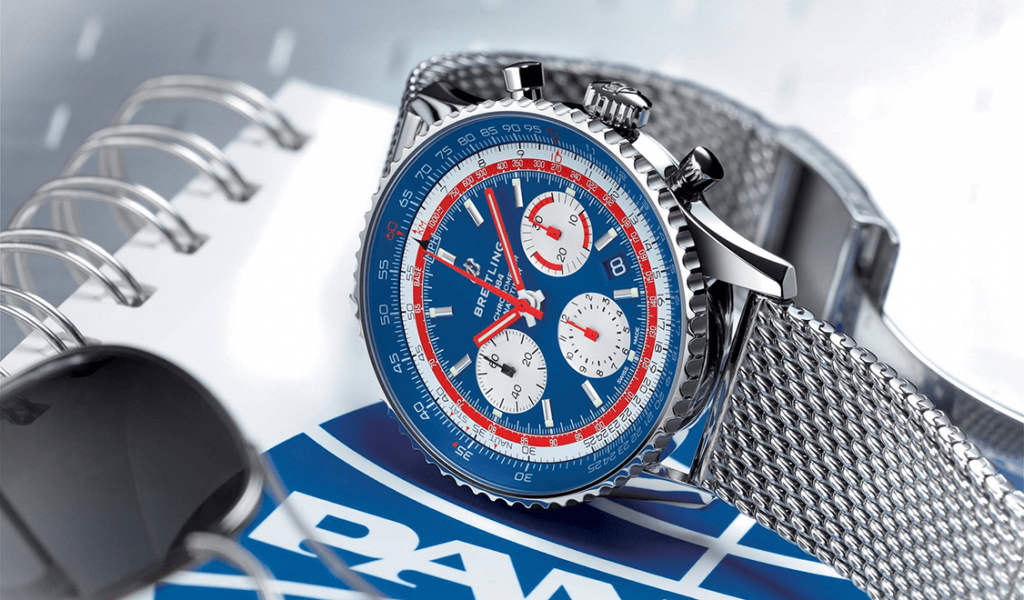 luxury watch breitling baselworld 2019