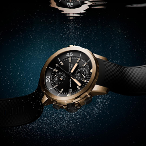 iwc luxury watch diving watch