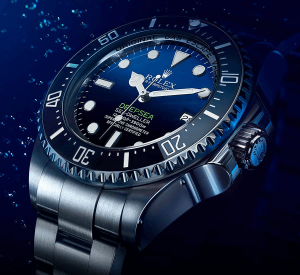 rolex luxury watch diving watch