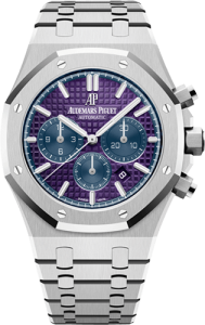 Audemars Piguet Royal Oak Selfwinding Chronograph luxury watches for a cause