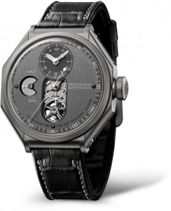 Ferdinand Berthoud Chromomètre FB 1 - Night Star luxury watches for a cause