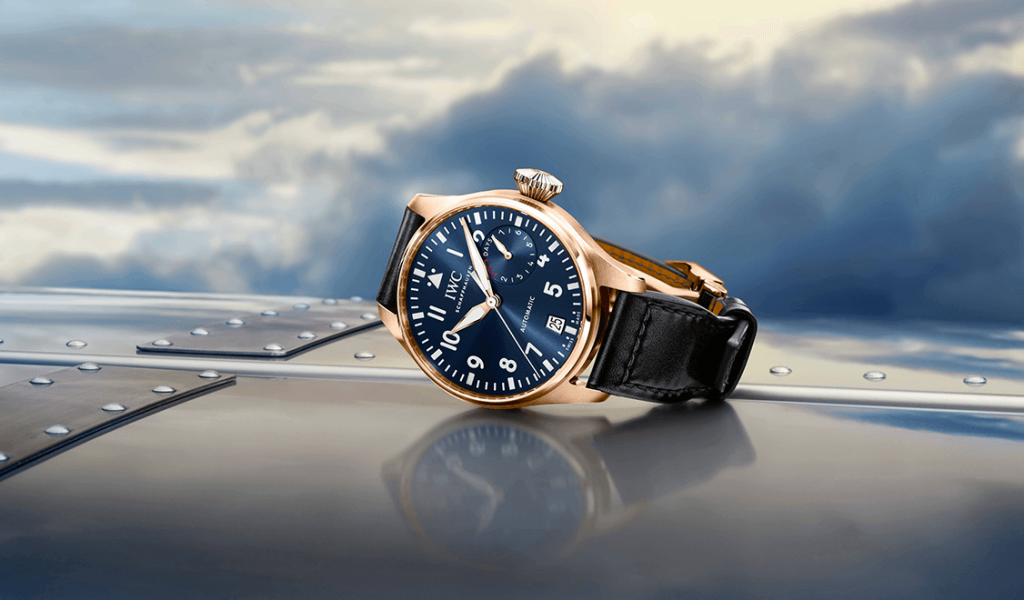 IWC Schaffhausen Big Pilot's Watch Single Piece Ref. IW500923