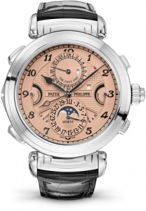 Patek Philippe Grandmaster Chime Ref. 6300A-010 luxury watches for a cause