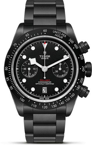 tudor timekeeper rugby world cup 2019 black bay chrono dark luxury watch