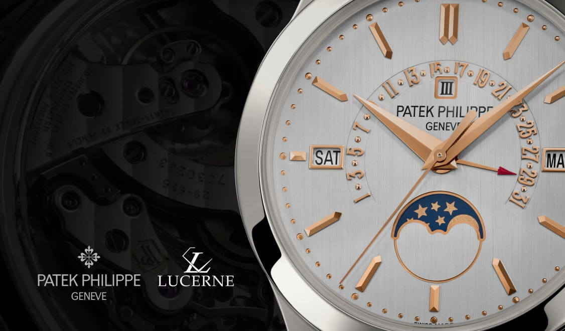 Patek journey with Lucerne