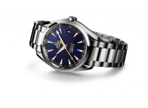 Omega Seamaster AquaTerra James Bond watch