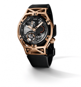 Hublot Techframe Ferrari 70 Years Tourbillon Chronograpj