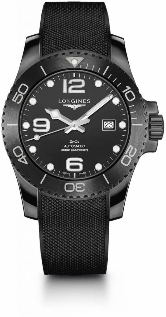 Longines HydroConquest full ceramic soldier