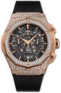 Orlinski Classic Aerofusion Chronograph King Gold Jewellery soldier