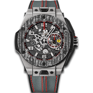 Hublot Big Bang Unico Ferrari Titanium Carbon
