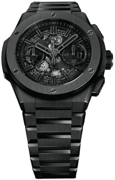 Hublot Big Bang Integral black ceramic