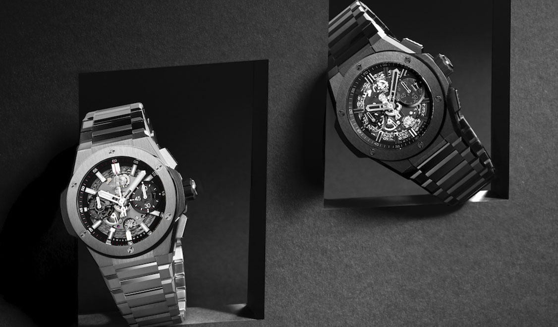 Hublot Big Bang Integral banner