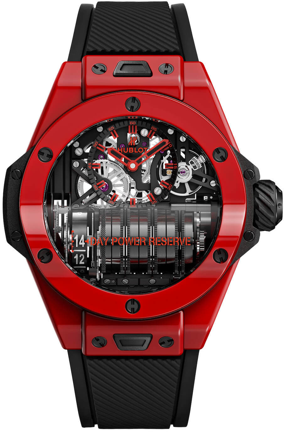 Hublot Big Bang MP11 Red Magic