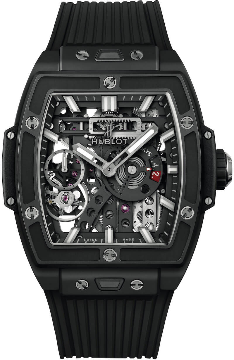 Hublot Spirit of Big Bang Meca-10 Black Ceramic
