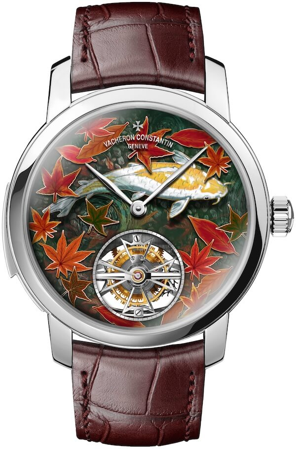 Vacheron Constantin Les Les Cabinotiers Four Seasons WinterFour Seasons Autumn