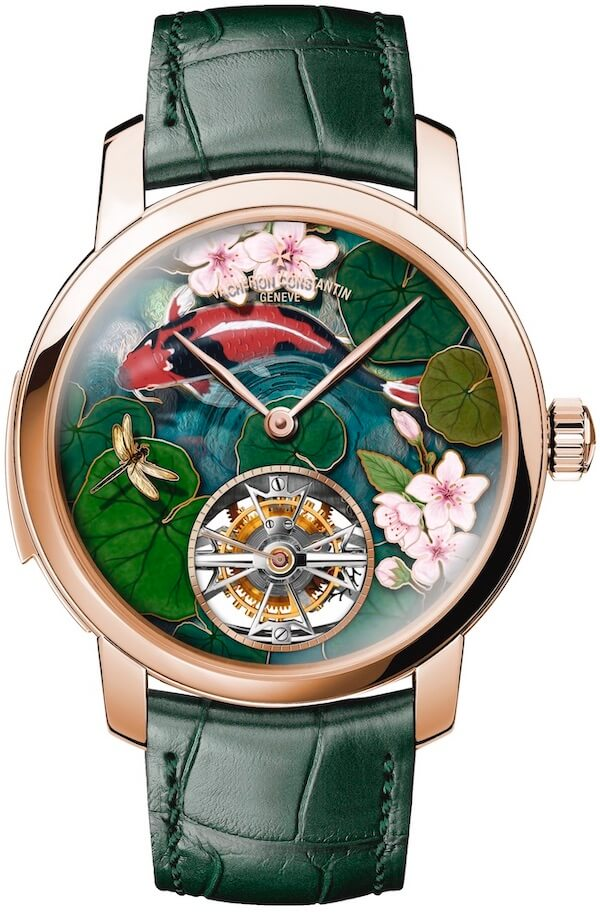 Vacheron Constantin Les Les Cabinotiers Four Seasons WinterFour Seasons Spring