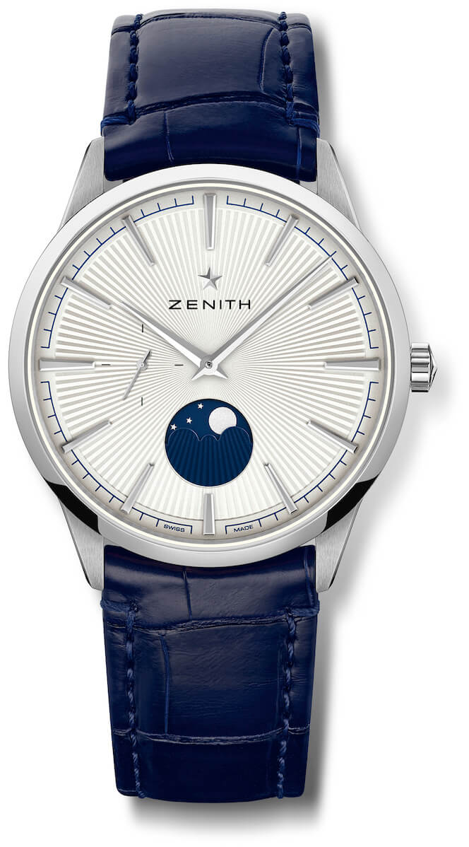 Zenith Elite Moon Phase soldier